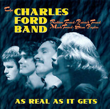 THE CHARLES FORD BAND AS REAL AS IT GETS (1996, CD) VERY GOOD CONDITION!