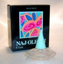 NAJ-OLEARI   Mini  Perfume Bottle ~ ITALY