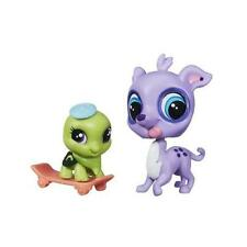Littlest Pet Shop Pet Pawsabilities Speedy Carver & Fast Freddie Tortini