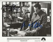*MERYL STREEP & ROBERT DENIRO SIGNED PHOTO AUTHENTIC AUTOGRAPHS FALLING IN LOVE*