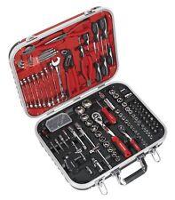 Sealey AK7980 136 piezas Kit de herramientas de mecánico con funda de transporte zócalos llave Etc