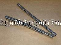 2 new OIL LINE SPRINGS TRIUMPH T150 T160 BSA A75 English made 82-9530 82-9531