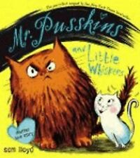 Mr. Pusskins and Little Whiskers: Another Love Story-ExLibrary