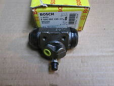 PUEGEOT 309 LEFT HAND REAR WHEEL CYLINDER  BOSCH F 026002135