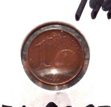 CIRCULATED 1999 1 EURO CENT NETHERLANDS COIN! (71215)