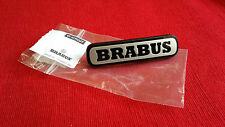 SMART CAR FORTWO 42 BRABUS 451 COUPE CAB COUPE FACELIFT GRILL INSET BADGE NEW .