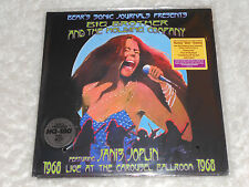 BIG BROTHER - JANIS JOPLIN  Live At The Carousel Ballroom 1968 180g 2LP New