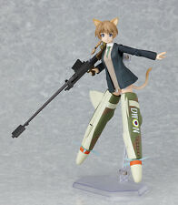 figma 106 Lynette Bishop Figure anime Strike Witches official