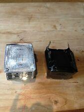 Neuf : phare complet Noir + optique + ampoule motobecane 51 88 881 mbk