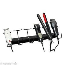 BarberMate Clipper & Trimmer Holder Rack Organizer - 6 Unit Holder Ultimate Rack