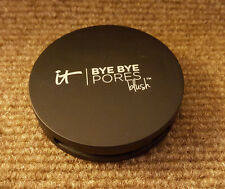 IT Cosmetics BYE BYE PORES Blush NATURALLY PRETTY Full Size Light Pink  NWOB