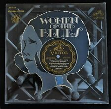 FACTORY SEALED BLUES Mamie Smith Lizzie Miles Victoria Spivey RCA LPV 534