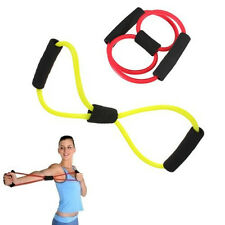 Resistance Training Bands Elastic Yoga Bands Tube Fitness Equipment Tool 2Pcs