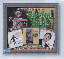 CD - Javier Solis NEW Tesoro De Coleccion 3 CD's FAST SHIPPING !