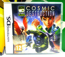 BEN10 ULTIMATE ALIEN COSMIC DESTRUCTION NINTENDO DS 3DS - 5060125485538- MODENA