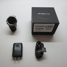 New/Open Box LG Watch Urbane 2 2nd Edition 4G AT&T (UNLOCKED) Smartwatch W200A