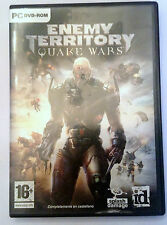 Enemy Territory Quake Wars Juego PC 2007 FPS