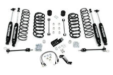 "TeraFlex 4"" Suspension Lift Kit w/ 9550 Shocks 97-06 Jeep Wrangler TJ 1241450"