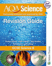 AQA Science for GCSE Welcome Pack: AQA GCSE Science B Revision Guide: 4 (Specifi