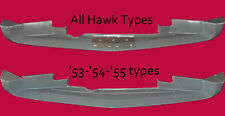 Studebaker Hawk Lower Air Deflector (under front bumper air scoop) 1953-1964