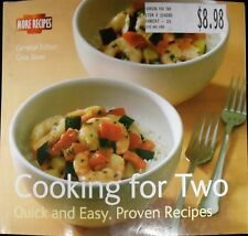 Cooking For Two Cook Book