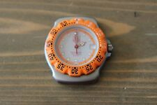 TAG Heuer Formula 1 Orange Divers Wrist Watch for Women NEW BATTERY 200m