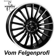 """19"""" Keskin KT15 BLP E3 S R Line Design Alufelgen für VW Passat Alltrack 3C"""