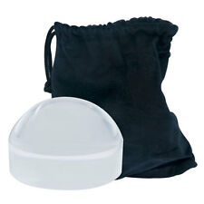 4X Bright Field Dome Magnifier 4.5 Inches, Desk, School, Low Vision, Paperweight
