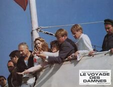 FAYE DUNAWAY VOYAGE OF THE DAMNED 1976 VINTAGE LOBBY CARD ORIGINAL #7