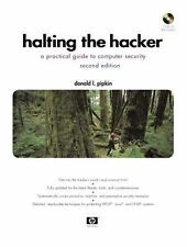 Halting the Hacker: A Practical Guide to Computer Security (With CD-ROM)