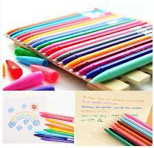 12 Color Set MONAMI Plus Pen 3000 Sign Micron Felt Tip Fine Line Water Base A060