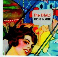 (EL973) The Dials, Rose Marie - 2013 DJ CD