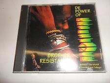 CD de Power of resistance di BROTHER Resistance