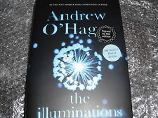 Andrew O'Hagan  The Illuminations SIGNED 1st Booker Prize LONG LIST