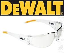 Dewalt Rotex Clear Safety Glasses Motorcycle Lightweight Shooting Z87+