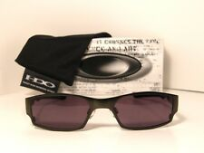 New Authentic Oakley Sunglasses OAKLEY DICTATE 2.0 Polished Midnight Titanium