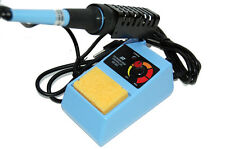 Soldering Station Variable Temperature 50 Watt Solder Iron Pencil Tip 120VAC