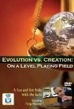 Evolution vs. Creation: On a Level Playing Field (DVD, 2011)