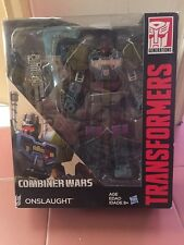 Transformers Combiner Wars bruticus Set Onslaught MISB