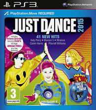 Just Dance 2015 ~ PS3 (en una condición de)