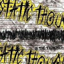 "STATIC THOUGHT ""IN THE TRENCHES"" CD NEUWARE"