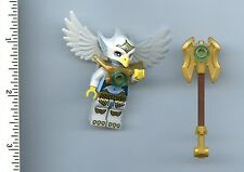 LEGO x 1 Eris minifig with staff NEW Legends of Chima 70003 70124 minifigure