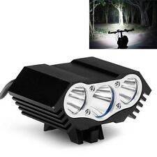 Outdoor Sport 10000Lm 3 x CREE T6 LED Bicycle Lamp Light Headlight Cycling Torch