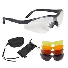 Radians 5 Lens Safety Shooting Glasses