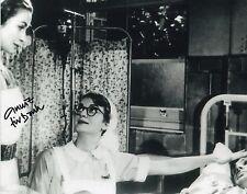 """Carry On - Ann Firbank - Signed Photograph #B26 """"Carry On Nurse"""""""