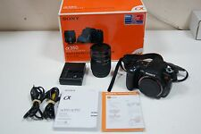 Sony Alpha A350 14.2MP DSLR Camera with Sony DT 18-70mm f3.5-5.6 AF Lens