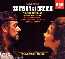 Saint-saens: Samson And Dalila / Chung, Domingo, Meier, Ramey - CD Emi