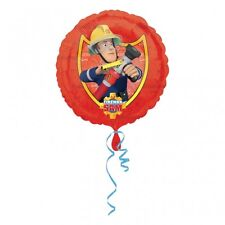 Fireman Sam Standard Foil Balloons Birthday Party Decoration