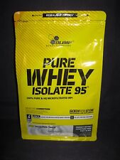 Olimp Nutrition - Pure Whey Isolate 95, STRAWBERRY- 600g ,Good price!!!