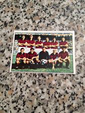 FIGURINA FOGGIA SQUADRA album CALCIATORI PANINI 1965-66 NUOVA DA BUSTINA